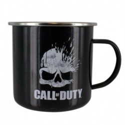 Taza Metalica Call Of Duty