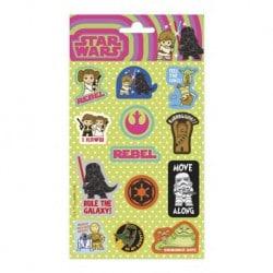 Set de Pegatinas Star Wars Sticker Fun