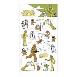 Set de Pegatinas Star Wars Doodle Art