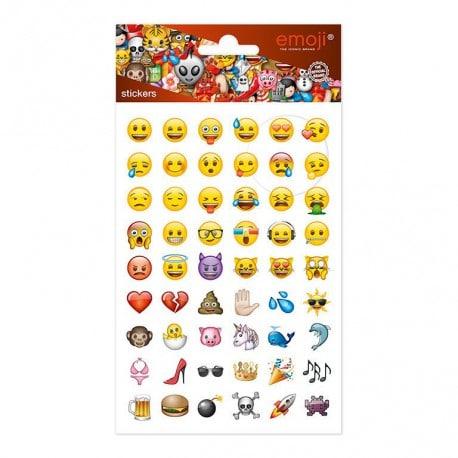 Set de Pegatinas Emoji