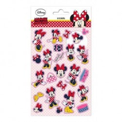 Set de Pegatinas Disney Minnie