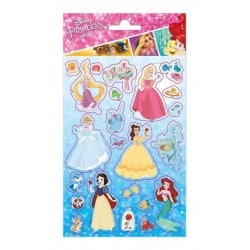 Set de Pegatinas Disney Princess