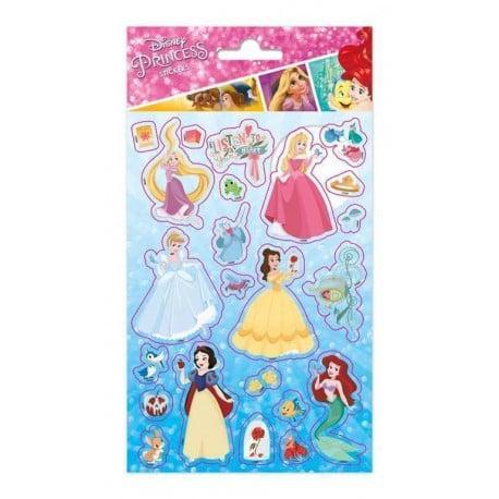 Set de Pegatinas Disney Princess