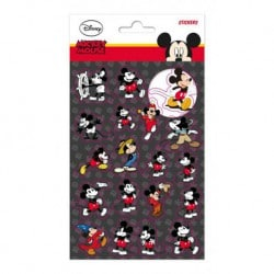 Set de Pegatinas Disney Mickey