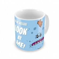 Taza Rick & Morty Mr. Meeseeks