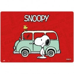 Vade Protector de Escritorio Escolar Snoopy