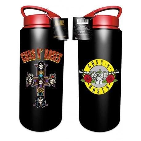 Botella Guns N Roses Logo