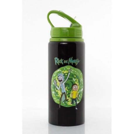 Botella Rick & Morty Portal
