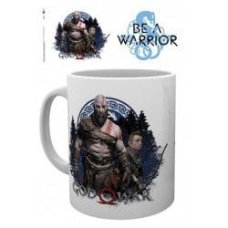 Taza God Of War Be A Warrior