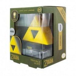 Lampara 3D The Legend of Zelda Triforce