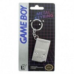Llavero 3D Metalico Gameboy