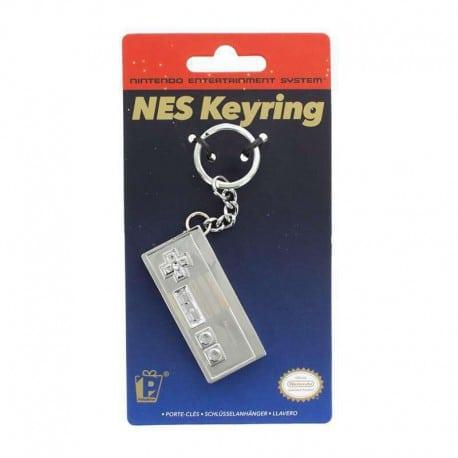 Llavero 3D Metalico Nintendo NES