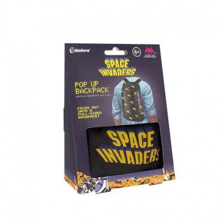 Mochila Plegable Space Invaders