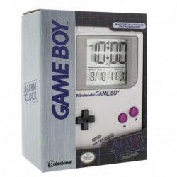 Reloj Despertador Nintendo Gameboy