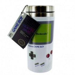 Taza De Viaje Nintendo Gameboy