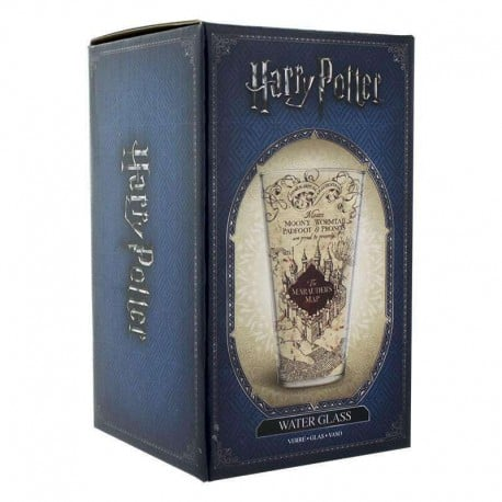 Vaso Harry Potter Marauders Map
