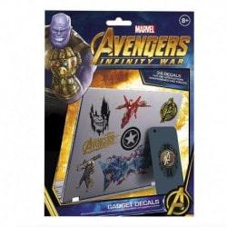 Pegatinas Gadget Marvel Avengers Infinity War