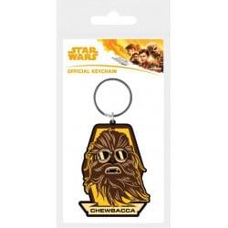 Llavero Star Wars Solo Chewbacca