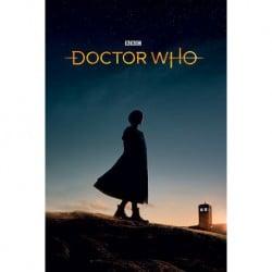 Poster Doctor Who Nuevo Amanecer