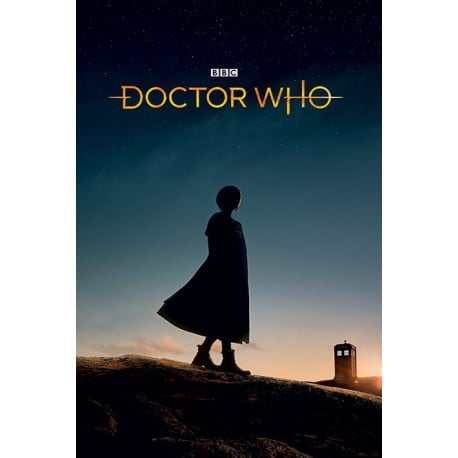 Poster Doctor Who Nuevo Amanecer