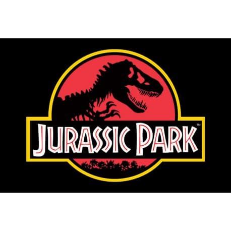 Poster Jurassic Park Logo