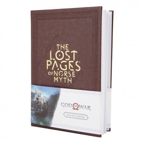 Cuaderno A5 God of War