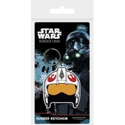 Llavero Star Wars Rogue One Rebel Helmet
