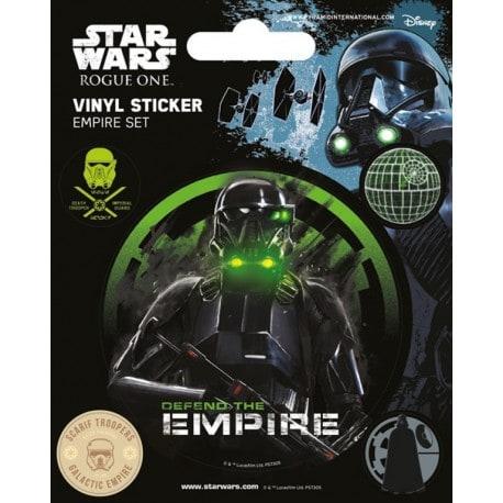 Pegatina Vinilo Star Wars Rogue One Empire