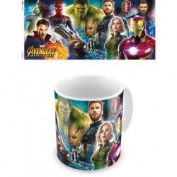Taza Marvel Avengers Infinity Wars 1