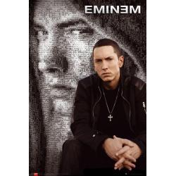 Poster Eminem Mosaic