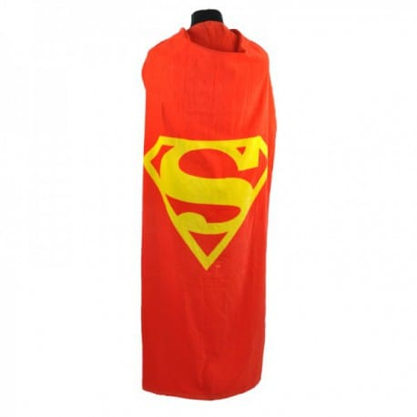 Capa de Baño Superman