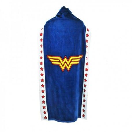 Capa de Baño Wonder Woman