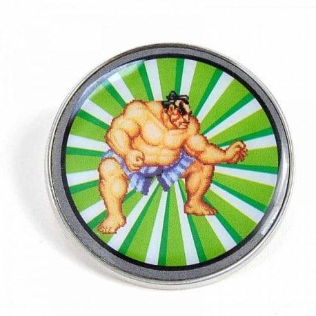 Chapa Street Fighter E Honda