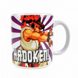 Taza Street Fighter Ryu