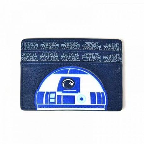 Tarjetero Star Wars R2 D2