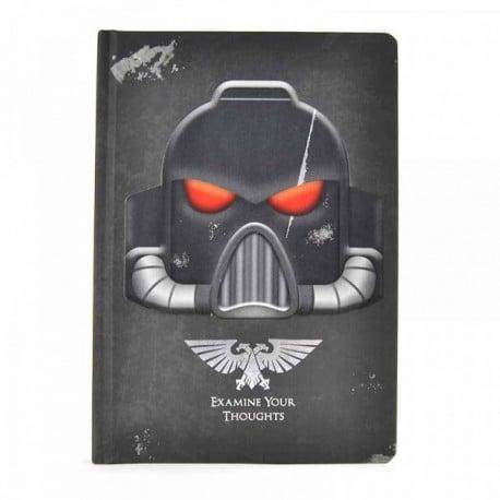 Cuaderno A5 Warhammer Space Marine