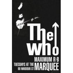Poster The Who Maximum R&B
