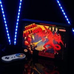 Luminart Super Metroid