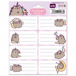 Etiquetas Escolares Pusheen The Cat 2