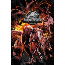 Poster Jurassic World Fallen Kingdom