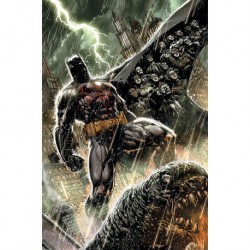 Poster Dc Comics Batman Bloodshed
