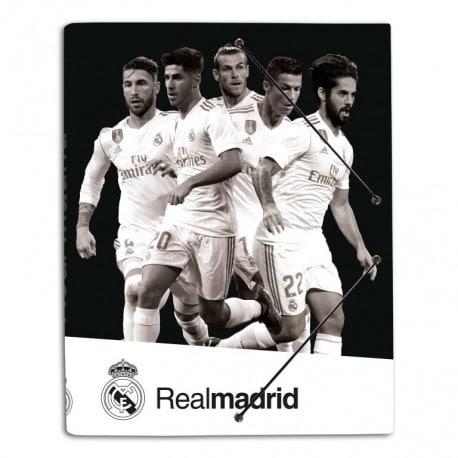 Carpeta Solapas Real Madrid 2017/2018 Jugadores