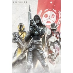 Poster Destiny 2 Characters