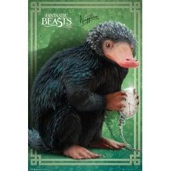 Poster Fantastic Beasts Niffler