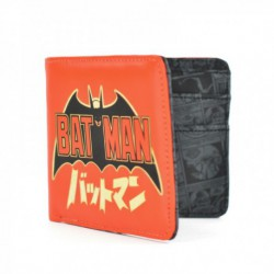 Billetera Dc Comics Batman