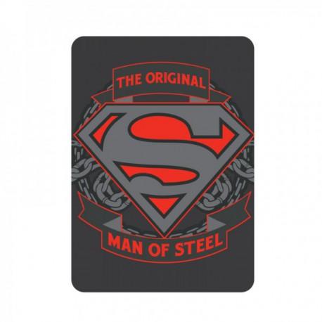 Iman Metal Dc Comics Superman Man Of Steel