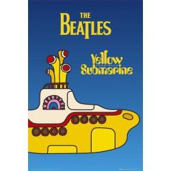 Poster Beatles (Yellow Submarine)