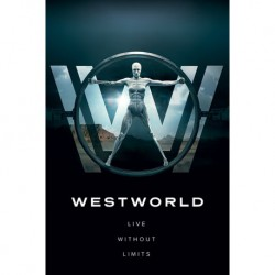 Poster Westworld Live Without Limits