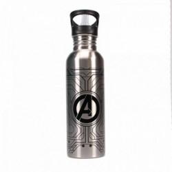 Botella Metal Marvel Iron Man