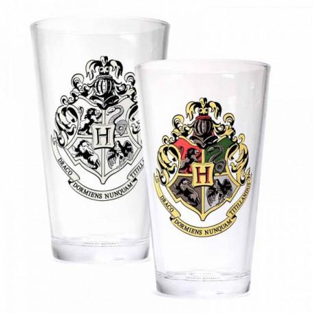Vaso Grande Termocoloro Harry Potter Hogwarts